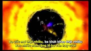 [KARAOKE REMIX] Ba kể con nghe - By MOCO Tube