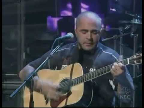 Staind Performs So Far Away  1022003