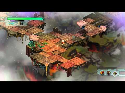 Bastion gameplay HD Walkthrough - Part 1 - Gameplay and Commentary with Kielan