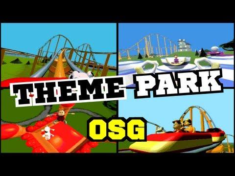 Theme Park (Парк Развлечений)