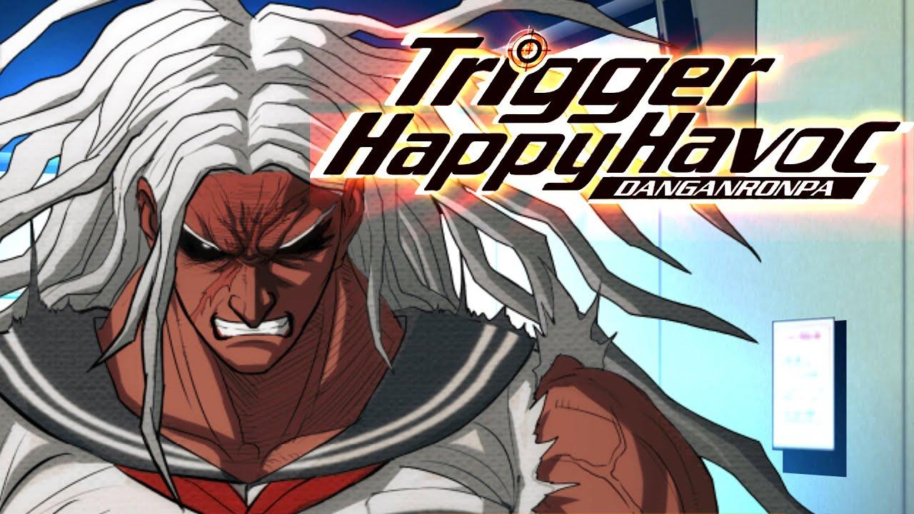 Danganronpa Trigger Happy Havoc 48 Drawing A Line Youtube