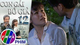 THVL | Con gái bố già - Tập 12[2]: Cao Bằng kịp thời cứu Kim Cương khỏi tay hai tên bắt cóc