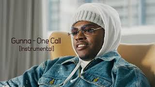 Gunna - One Call (Instrumental) Video