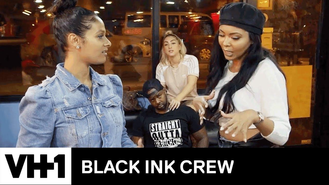 miss kitty s has job competition sneak peek black ink crew youtube