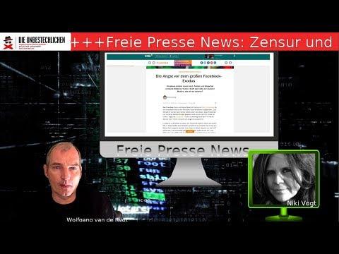 Freie Presse News: Kroatien lehnt Migrationspakt ab - Nutzerschwund bei Sozialen Netzwerken u.a.