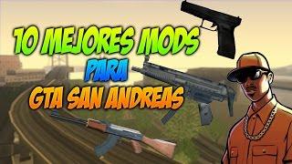 Top 10 Mejores Mods Para Tu Gta San Andreas #1
