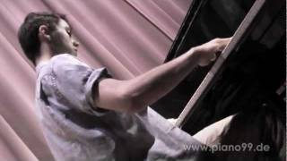 Walk with the Devil - Luca Sestak piano solo