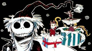 Danny Elfman - Kidnap the Sandy Claws [Orchestral Version] (Christmas Special!!)