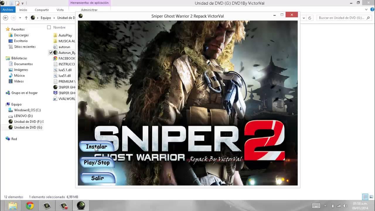 Amazon.com: Sniper: Ghost Warrior - PC: Video Games