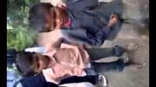 sayaree dance, by street kids