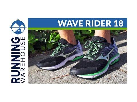 mizuno wave shadow 2 vs rider 22 usa negra