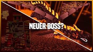 Kriegen wir einen NEUEN Nether BOSS? (Minecraft 1.16 Update)