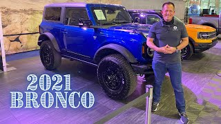 Is the 2021 Ford Bronco First Edition an SUV worth the wait to buy?