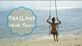 Follow me around: THAILAND | Tauchkurs, Strand, Outfits & Food | Backpacking Koh Tao | #wienerallee