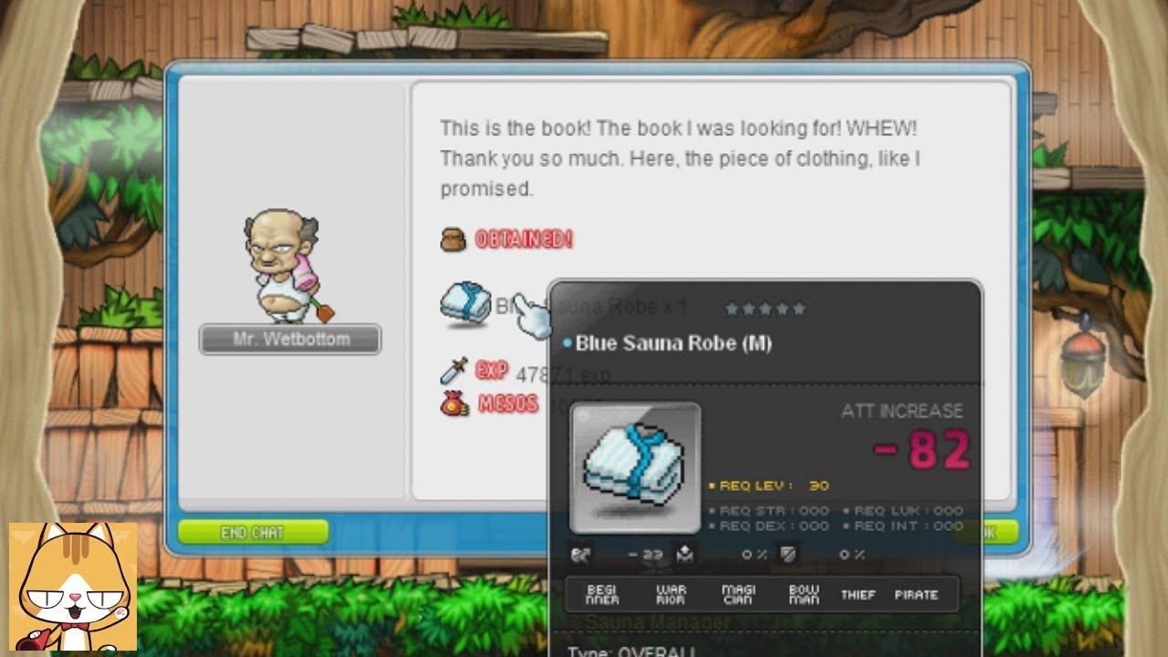 ONLY Quests to level 200 | Part 1 | MapleStory | Demon Avenger