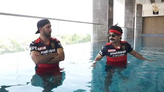 RCB Insider with Mr. Nags ft. Glenn Maxwell