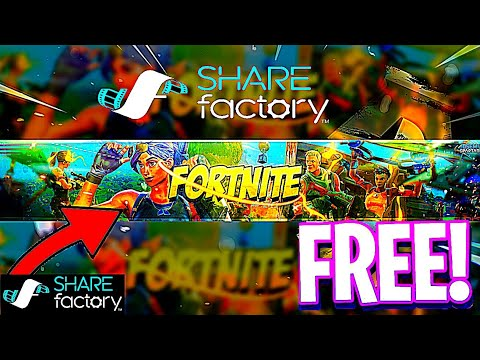 fortnite ps4 backgrounds for free how to make thumbnails using sharefactory - blurry fortnite thumbnail background