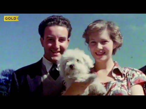 Peter Sellers home video footage
