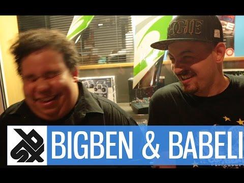 BIG BEN & BABELI | After Midnight Beatbox Session