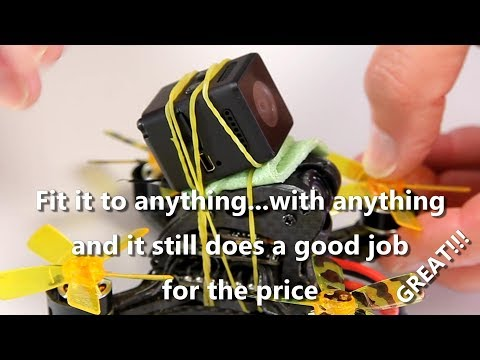 Hawkeye Firefly Micro Cam £12 16g 1080P HD ideal FPV racer quad footage got to be worth a look.