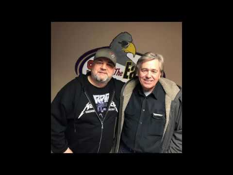When Racing Hall of Famer, Kevin Olson, met Boxing Legend, Muhammad Ali