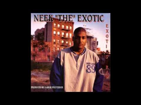 neek the exotic - exotics raw (radio version)