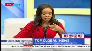 Weekend Express: Top global news