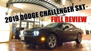 2019 DODGE CHALLENGER SXT - Full Review