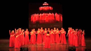 Musikapella 2012 Grand Champion SPCP Chorale Contest Song Aliw Theater 30 Sept 2012