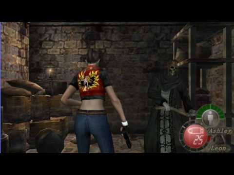 Claire redfield re2 remake nude mod - 1 2