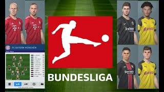PES 2019 facepack part 9 - Bundesliga 170+ real faces added (PC) + compatible option file