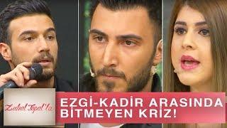 Zuhal Topal'la 214. Bölüm (HD) | Ezgi - Kadir Arasındaki Büyük Krizin Sebebi Herkesi Şaşırttı!
