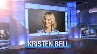 Friday on 'The Real': Guest Co-Host Mel B, Kristen Bell!