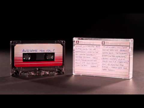 """Marvel's Guardians of the Galaxy Awesome Mix Vol. 1"" comes to your tape deck"