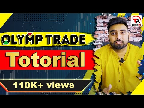 Olymp Trade hacked | How To Hack Olymp Trade | Full Tutorial With 100%  Winning (HINDI)