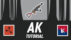 RUSTㆍIN-DEPTH AK TUTORIAL BY HJUNE | 100K SPECIAL (2019)