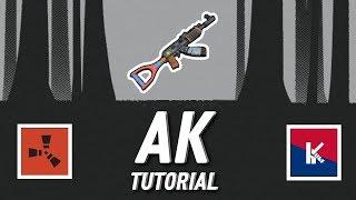 RUSTㆍIN-DEPTH AK TUTORIAL BY HJUNE | 100K SPECIAL (2019)