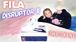 Fila Disruptor 2  Unboxing, Review, Try On  Bryleigh Anne