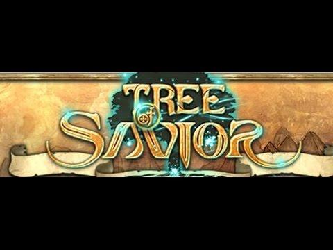 Tree of Savior COBT Gameplay (C3 Swordsman, lvl 43-50 party)