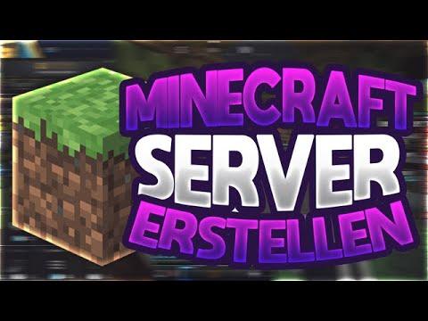 KOSTENLOSEN Minecraft Server erstellen 2020/2021 Alle
