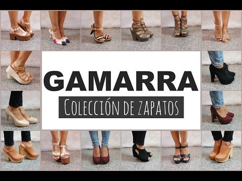 b2d09bb6e083e Shoe Collection   Zapatos de GAMARRA - YouTube