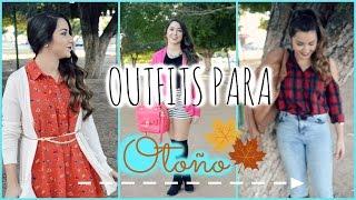 OUTFITS PARA OTOÑO ❤ .Priscila Thumbnail