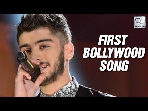 Hollywood Singer Zayn Malik Records First Hindi Song For Bollywood   LehrenTV