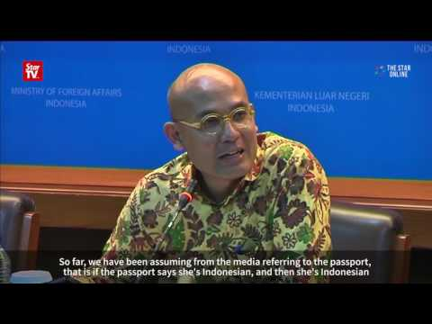 Indonesia urges for counsellor access for Jong-nam murder suspect