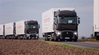 Long Haul Days 2013 - Presentation - Renault Trucks