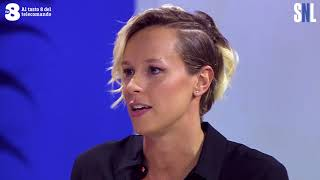 Saturday Night Live Italia - Agenzia Interinale - Federica Pellegrini