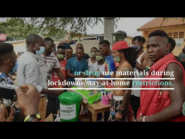 WADPN - Sierra Leone COVID-19 Response