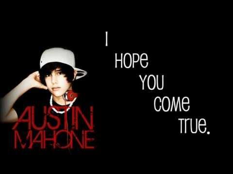 11:11 Make a Wish Austin Mahone with Lyrics on screen