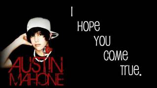 11:11 Make a Wish Austin Mahone with Lyrics on screen