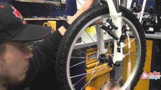 BLACK AQUA Cross 2021 V Инструкция по сборке велосипеда из коробки(, 2015-10-19T06:53:57.000Z)
